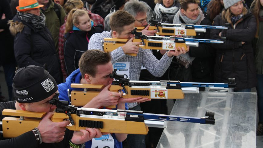 Biathlon Stadtmeister 2019 gesucht
