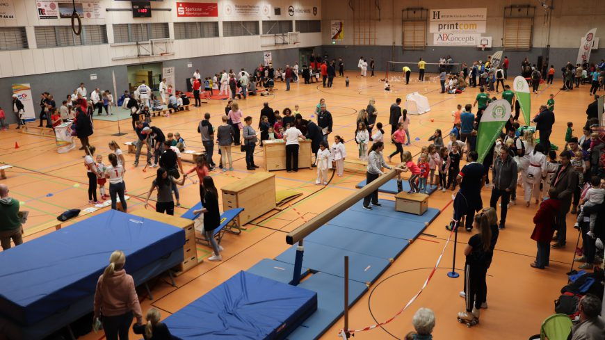 Sport & Action Day Velbert Riesenerfolg